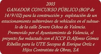 Subterraneo Severo Ochoa